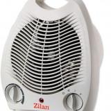Aeroterma ZILAN ZLN-6171, Putere 2000W, 2 nivele de incalzire+rece, Protectie supraincalzire, Termostat reglabil