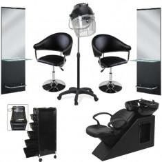 Dotare salon Black 2