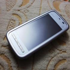 Nokia 5230 Expres Music - Telefon mobil Nokia 5230, Alb, Neblocat
