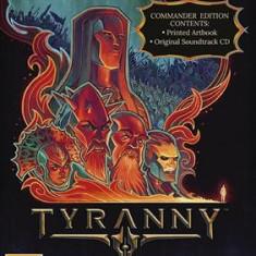 Tyranny Commander Edition Pc - Joc PC, Shooting, 16+