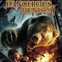 Cabela s Dangerous Hunts 2011 Nintendo Wii - Jocuri WII Activision, Actiune, 16+