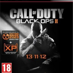 Call Of Duty Black Ops 2 Ps3 - Jocuri PS3 Activision, Shooting, 18+