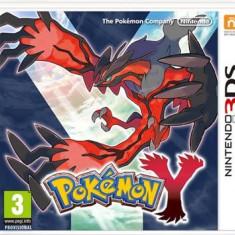 Pokemon Y Nintendo 3Ds - Jocuri Nintendo 3DS, Actiune, Toate varstele, Single player