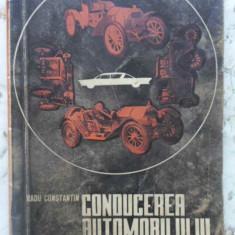 Conducerea Automobilului - Radu Constantin, 409095