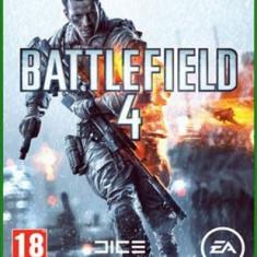 Battlefield 4 Xbox One - Jocuri Xbox One Electronic Arts, Shooting, 18+, Multiplayer