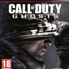 Call Of Duty Ghosts Ps3 - Jocuri PS3 Activision, Shooting, 18+