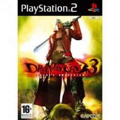 Devil May Cry 3 Special Edition Ps2 - Jocuri PS2 Capcom