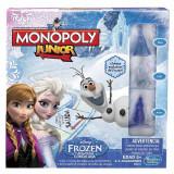 Joc de societate Monopoly junior Frozen B2247 Hasbro - Joc board game