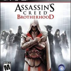 Assassin s Creed Brotherhood Ps3 - Jocuri PS3 Ubisoft, Actiune, 18+