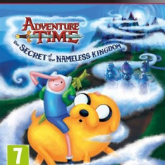 Adventure Time The Secret Of The Nameless Kingdom Ps3 - Jocuri PS3, Actiune, 12+