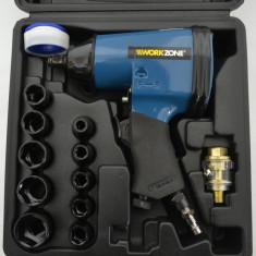 Pistol pneumatic pentru roti, mecanica auto - Cheie pistol pneumatic Service