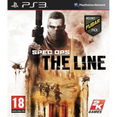 Spec Ops The Line Fubar Edition Ps3 - Jocuri PS3