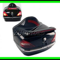 Topcase Atv Scuter Moto Retro LED Portbagaj Cutie Casca Moto Scuter Atv - Top case - cutii Moto