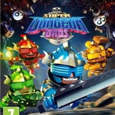 Super Dungeon Bros Xbox One - Jocuri Xbox One, Role playing