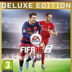 Fifa 16 Deluxe Edition Ps3 - Jocuri PS3 Electronic Arts