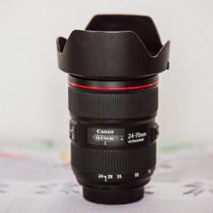 Canon 24-70 II USM - Obiectiv DSLR