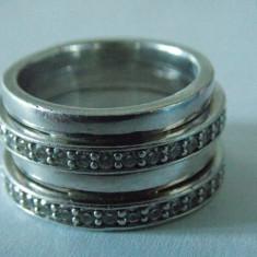 Inel argint JETTE autentic -2111