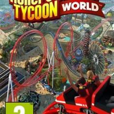 Rollercoaster Tycoon World Pc - Joc PC, Simulatoare, Toate varstele