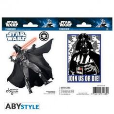 Set Stickers Star Wars Vador