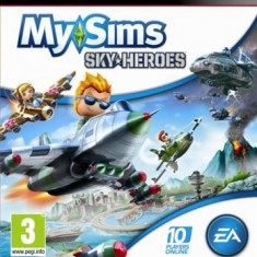 Mysims Skyheroes Ps3 - Jocuri PS3 Electronic Arts
