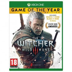The Witcher 3 Wild Hunt Game Of The Year Xbox One - Jocuri Xbox One, Role playing, 18+