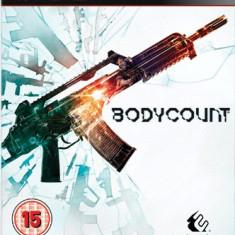 Bodycount Ps3 - Jocuri PS3 Codemasters, Shooting, 18+