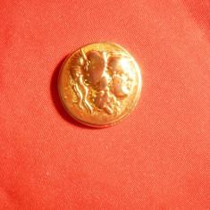 Moneda din aur- Copie, metal comun - Regele Pyrhus 278-276 inainte Iisus- Epir - Moneda Antica