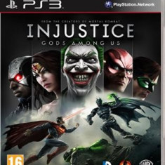 Injustice Gods Among Us Ps3 - Jocuri PS3