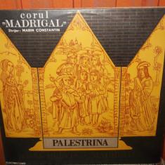 -Y-CORUL MADRIGAL - PALESTRINA  - DISC VINIL LP