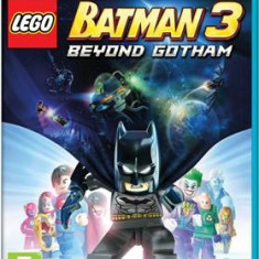 Lego Batman 3 Beyond Gotham Nintendo Wii U - Jocuri WII U