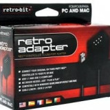 Retro-Bit-Nes-6936 Usb Retro Adapter Cable For Pc And Mac