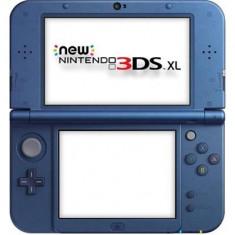 Consola Nintendo New 3Ds Xl Albastru Metalic, Nintendo 3DS XL