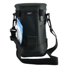 JJC DLP-5 Husa de protectie si transport pentru obiective foto DSLR