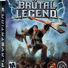 Brutal Legend Ps3 - Jocuri PS3 Electronic Arts, Role playing, 12+