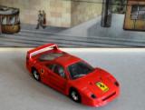 Macheta Matchbox Superfast Ferrari F40 - Macau, 1:64