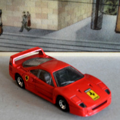 Macheta Matchbox Superfast Ferrari F40 - Macau - Macheta auto Matchbox, 1:64