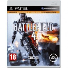 Battlefield 4 Ps3 - Jocuri PS3 Electronic Arts, Shooting, 16+