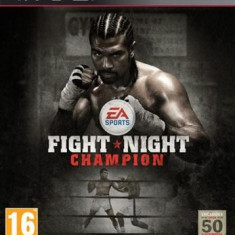 Fight Night Champion Ps3 - Jocuri PS3 Electronic Arts, Sporturi, 16+