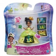 Figurina Hasbro Disney Princess Little Kingdom Mini Doll Spin A Story Tiana