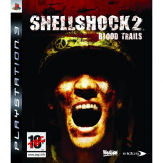 Shellshock 2 Blood Trails Ps3 - Jocuri PS3 Eidos