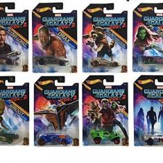 Jucarie Hot Wheels Car Marvel Guardians Of The Galaxy Vol.2 Drax Rivited - Masinuta Mattel