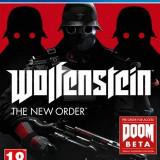 Wolfenstein The New Order Ps4 - Jocuri PS4