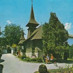 Vedere color, 105 x 148 mm, circulata, Schitul Sfanta Maria, Techirghiol - Carte Postala Dobrogea dupa 1918, Printata