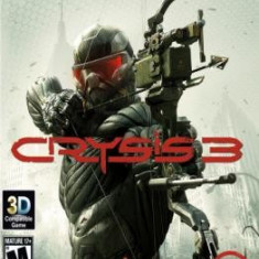 Crysis 3 Ps3 - Jocuri PS3 Electronic Arts, Shooting, 18+
