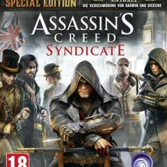 Assassin s Creed Syndicate Special Edition (Include Dlc) Xbox One - Jocuri Xbox One Ubisoft, Role playing, 18+