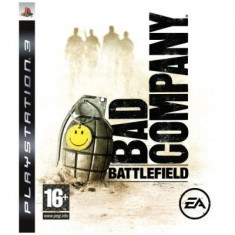 Battlefield Bad Company Ps3 - Jocuri PS3 Electronic Arts, Shooting, 16+