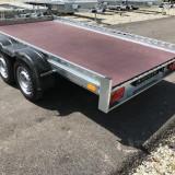 Remorca 750 Kg 300x160x10 cm cu 2 AXE - Utilitare auto