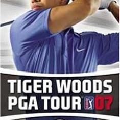 Tiger Woods Pga Tour 07 Psp - Jocuri PSP Electronic Arts, Sporturi, 3+, Single player