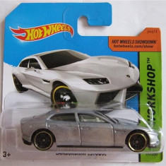 Masinuta Hot Wheels Car Lamborghini Estoque