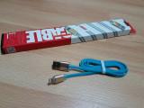Cablu date si incarcare IPhone 5.6 pt telefon 1 m lungime